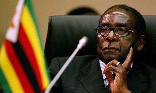 Zimbabwe: Mugabe se débarrasse de son vice-président