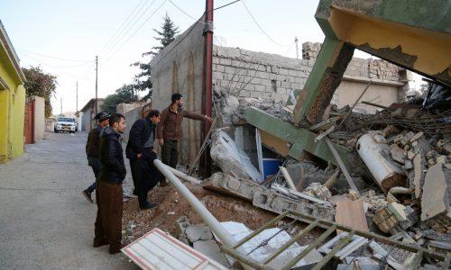 Un séisme meurtrier de magnitude 7,2 touche la frontière Iran-Irak