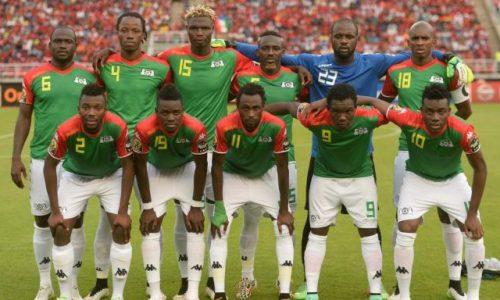 Mondial 2018 : le Burkina Faso cartonne le Cap Vert.