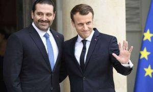 Liban : Saad Hariri remercie Emmanuel Macron « pour son soutien »