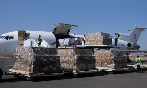 Yémen : l'aide humanitaire arrive de nouveau à Sanaa