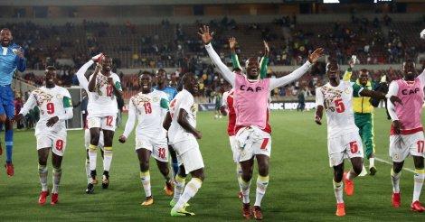 Sénégal-Af. du Sud (2-1) : Les Lions concluent en beauté les qualifications du Mondial-2018