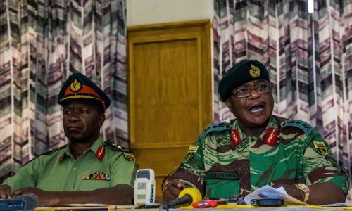 Au Zimbabwe, la tension monte entre les factions rivales du pouvoir.