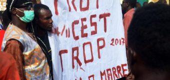 Niger: la police empêche une nouvelle manifestation contre la loi de finances