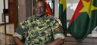 Burkina: le Général Diendéré n'est plus poursuivi pour crime contre l'humanité