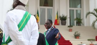 Nouvel an : Macky Sall gracie 541 personnes