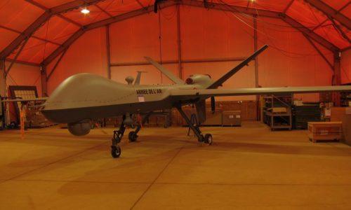 Accord signé pour l'armement des drones américains au Niger