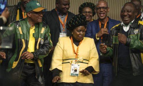 Afrique du Sud: la course à la succession de Jacob Zuma s'annonce serrée