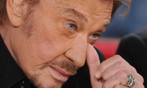 Johnny Hallyday est décédé  à 74 ans