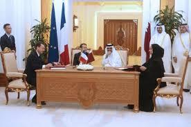 Macron au Qatar: moisson de contrats et lutte contre le terrorisme