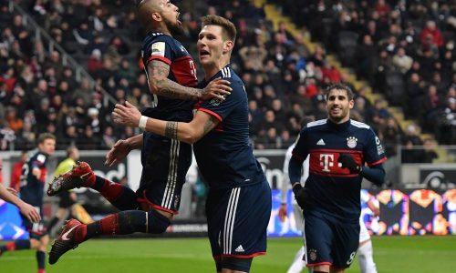 Le Bayern Munich champion d'automne, Dortmund s'enfonce