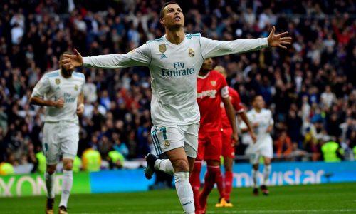 Le Real Madrid et Cristiano Ronaldo écrasent le Séville FC