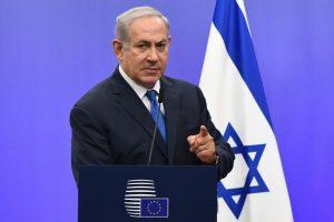 Jérusalem: Netanyahu persuadé que l'UE suivra la décision de Trump