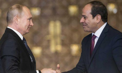 Poutine et al-Sissi signent un accord pour la 1ère centrale nucléaire égyptienne