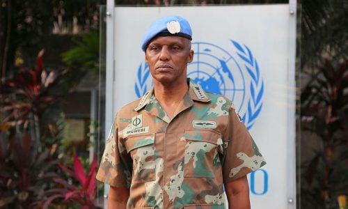 Casques bleus tués en RDC: la Monusco confrontée à de gros «défis» logistiques