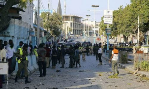 Somalie : un journaliste tué par une bombe