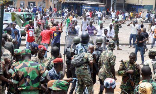 Côte d'Ivoire: affrontements entre parents d'élèves et policiers dans le Nord