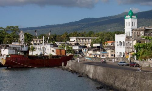 Comores: les voisins d'Afrique de l'Est comme modèle de croissance économique