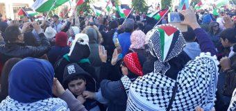 Maroc: vaste mobilisation dans les rues de Rabat sur le statut de Jérusalem.