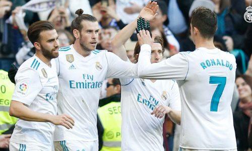 Liga: Le Real Madrid renverse le Deportivo La Corogne (7-1)