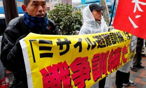 Les Japonais seront évacués en Corée du Sud en cas de crise