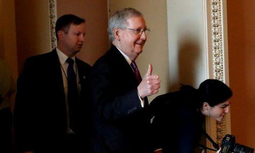 Etats-Unis: démocrates et républicains s'entendent et mettent fin au «shutdown»