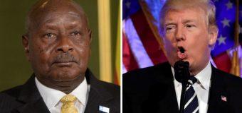 Museveni aime la franchise de Trump avec les Africains