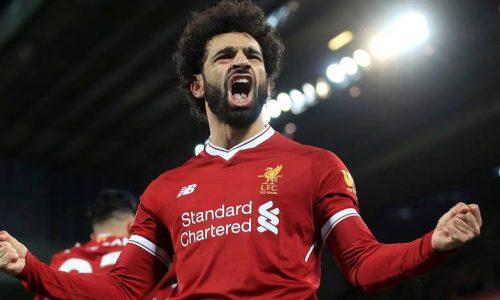 CAF Awards 2017: Mohamed Salah ballon d'or 2017