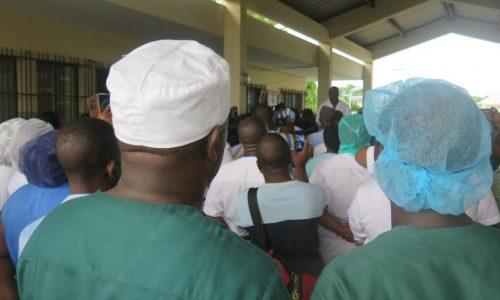 Bénin: la grève générale diversement suivie dans l'éducation ou la santé