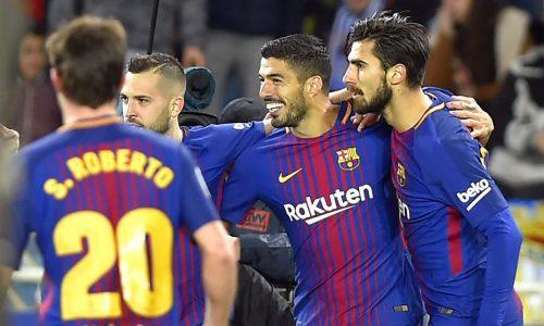 Le FC Barcelone s'impose finalement à la Real Sociedad (2-4)