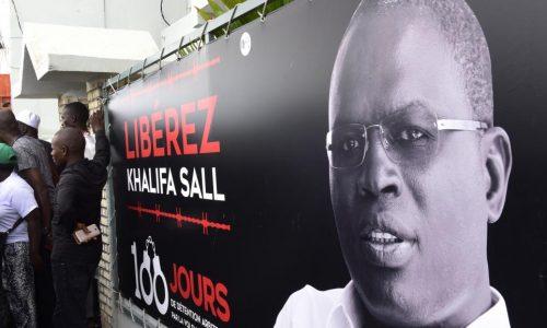 Sénégal: le procureur requiert sept ans de prison contre Khalifa Sall