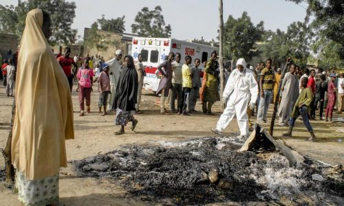 Nord-est du Nigeria: un attentat suicide dans un marché fait 19 morts