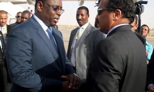 Mauritanie: la pêche et le gaz au cœur de la visite du président sénégalais