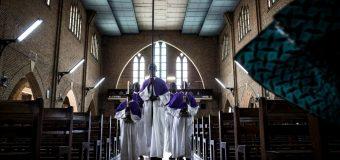 RDC: une messe en hommage aux victimes des marches du 21 janvier