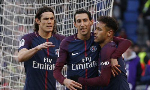 Ligue 1, 26e journée: le PSG domine Strasbourg (5-2)