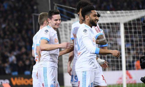 Marseille bat Bordeaux et prend ses distances avec Lyon