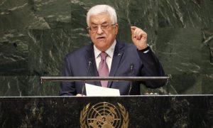 Devant l'ONU, Abbas appelle à l'aide internationale pour la paix au Proche-Orient