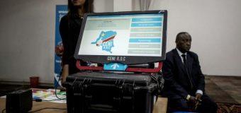 La RDC présente la «machine à voter» de toutes les polémiques