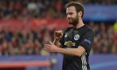 Ligue des champions: Nul entre FC Séville et Manchester United