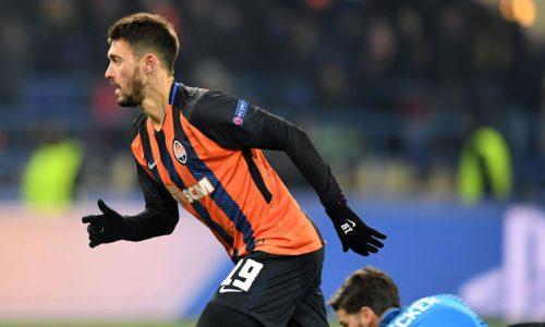 Ligue des champions: L'AS Rome battue par Shakhtar Donetsk