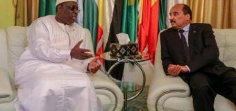 Exploitation du gaz: La Mauritanie et le Sénégal ont signé un accord