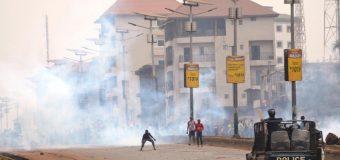 Guinée: un manifestant tué lors de la journée «ville morte» à Conakry