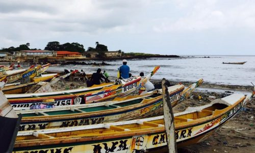 Guinée-Bissau: 107 pêcheurs sénégalais appréhendés au large