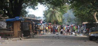 Guinée: manifestations à Conakry, la crise socio-politique continue