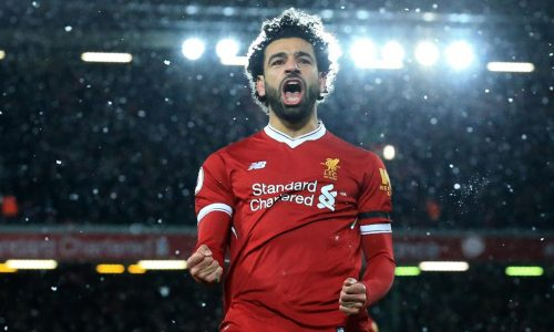 Liverpool étrille Watford grâce à un quadruplé de Mohamed Salah (5-0)