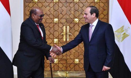 L'Egypte et le Soudan veulent se rapprocher après des tensions
