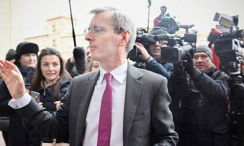 Ex-espion empoisonné: Moscou expulse 23 diplomates britanniques