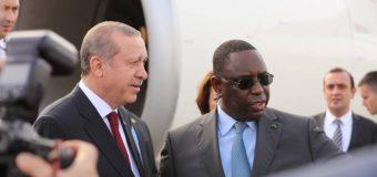 Le président turc au Sénégal pour une visite très économique