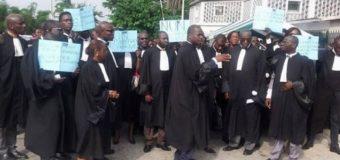La grève des Greffiers ivoiriens suspendue jusqu'au 27 mars.