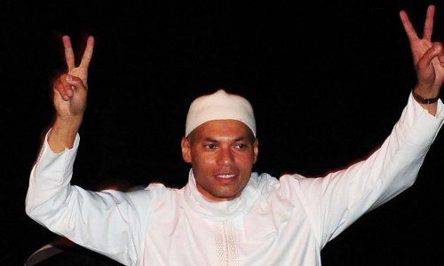 Karim Wade: « Je suis plus que jamais déterminé à faire face à Macky Sall…»